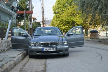 Jaguar X-type 2 l. 2005 | 188000 km
