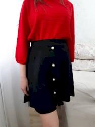 Женская одежда в Бактуу-Долоноту: Продаю юбку Трикотажный Размер стандарт Цена 500