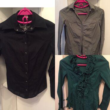 Рубашки в отличном состоянии 46-48 размеры