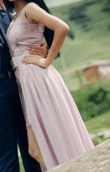 Платья - Кыргызстан: Очень нежное и красивое платье двойка. Одевалась 2 раза, на той и на