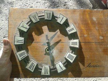 Продаю статуэтки и часы. у статуэтки в Сокулук