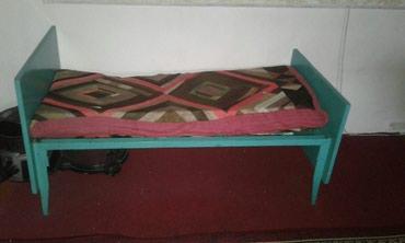 Кроват детский с матрасом . в Кок-Ой