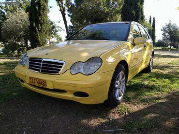 Mercedes-Benz C 180 2.2 l. 2004 | 650000 km