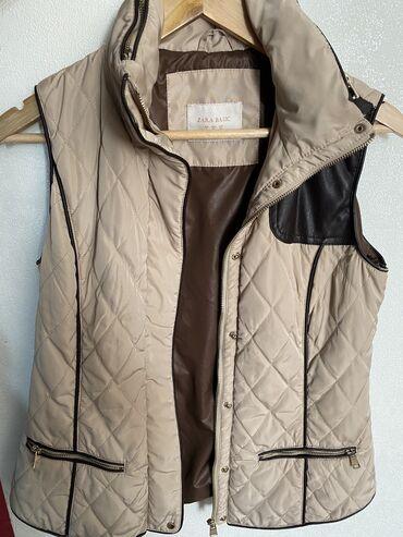 Жилет Zara Basic Размер S Новый, примерен один раз