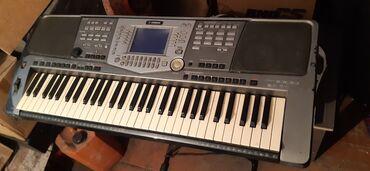 Спорт и хобби - Буденовка: СинтезаторЯмаха 1000Три клавишы заедают номенять присоски надрТорг