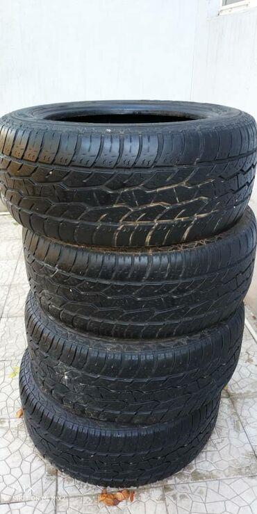 Шины и диски - Лето - Ак-Джол: Продаю шины Maxiss bravo 771 R18/255/55 Размерность на BMW X5 и др. Ос