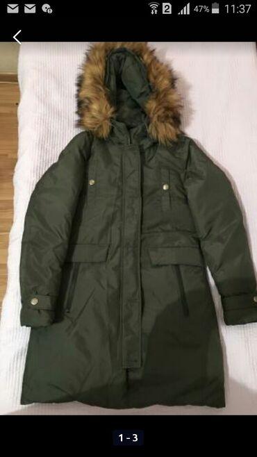 honda lead 48 в Кыргызстан: Женская зимняя куртка размер 48-50 Италия