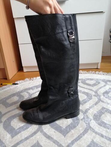 Kozne bn bos cizme. Nove su. Jednom obuvene ali su mi male