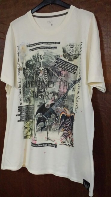 Muška majica, nova xl - Velika Plana
