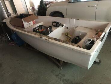 Водный транспорт - Кыргызстан: Продаю лодку производство Турция состояния идеальное, лодка находится