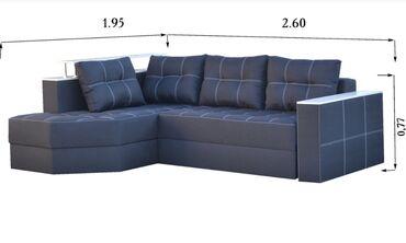 Угловой диван - комфортный диван для спальни или гостиной