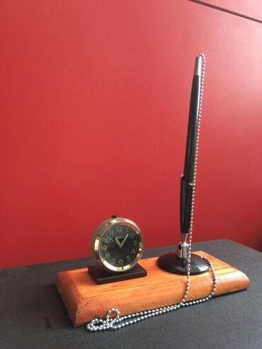 Антикварные часы - Кыргызстан: Продаю советский будильник Ракета, состояние идеальное, РАРИТЕТ