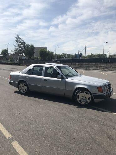 Mercedes-Benz W124 3 л. 1992 | 200000 км