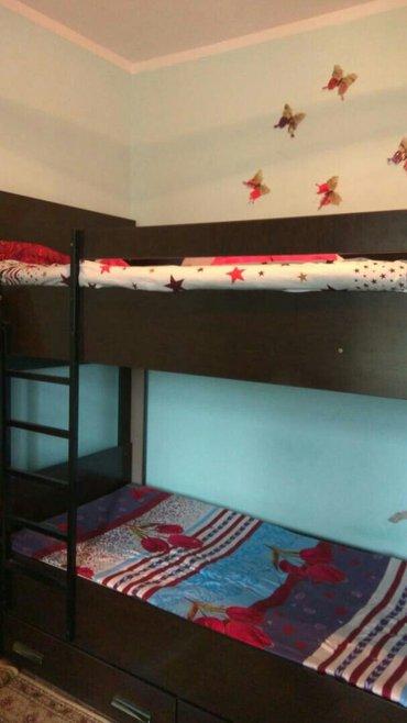 Продаю 2х ярусный кровать вес до 140 кг. в Хаммарланд