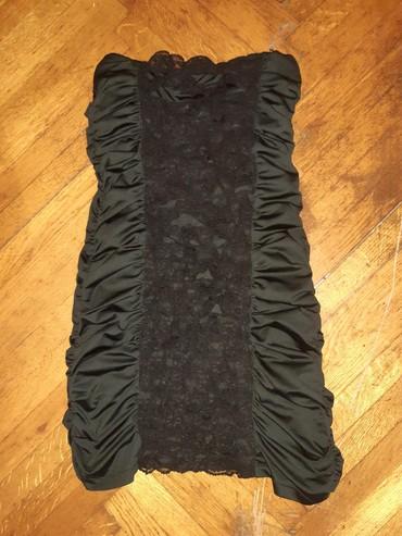 Crna haljina M veličina - Pozarevac