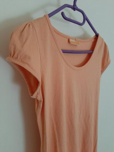 Farmerice-okay - Srbija: Okay oker majica sa elastinom. Vel 36
