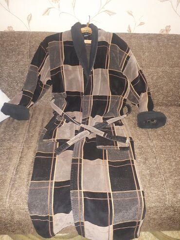 махровые халаты бишкек in Кыргызстан | ПЛАТЬЯ: Продаю мужской,махровый халат(Турция)