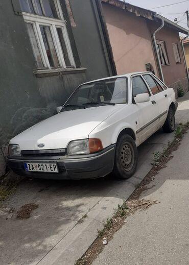 Ford - Srbija: Ford Escort 1989