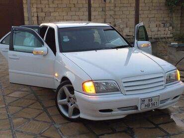 yaponka - Azərbaycan: Mercedes-Benz C 200 2 l. 2000 | 145000 km