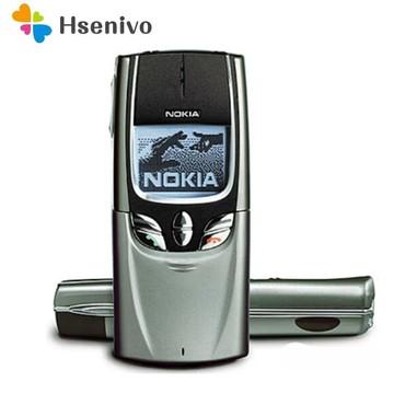 lumia 830 - Azərbaycan: 8850 100% orijinal kilidli Nokia 8850 GSM vahid sim kartı mobil