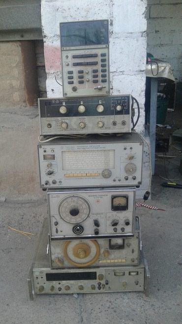 Куплю  такие приборы генераторы частотомеры  осциллографы и тд.  в Лебединовка