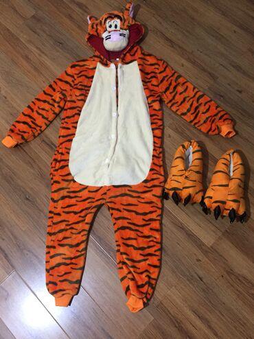 Кигуруми пикачу - Кыргызстан: Продаю детский комбинезон, кигуруми, пижама, костюм тигра. Брали в бу