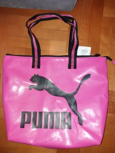 Puma torba original. Nova. 1500din. - Nis