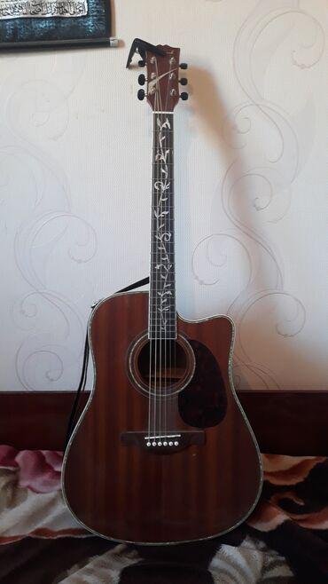 Продаю гитару, привозили из Германии, ухоженная, звук хороший