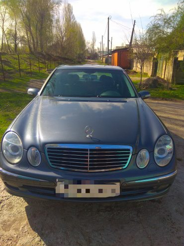 Mercedes-Benz E 350 2005 в Novopokrovka