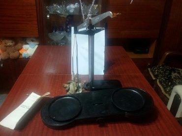 продам весы технические (новые в упаковке) с набором гирь от 10мг до 5 в Бишкек