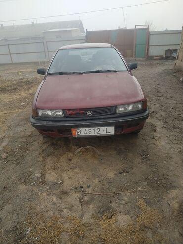 Автомобили - Сокулук: Mitsubishi Lancer 1.5 л. 1991