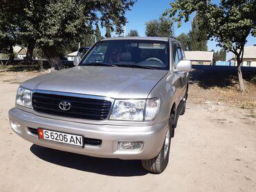 продам авто в рассрочку in Кыргызстан | MERCEDES-BENZ: Toyota Land Cruiser 4.2 л. 2002 | 350000 км
