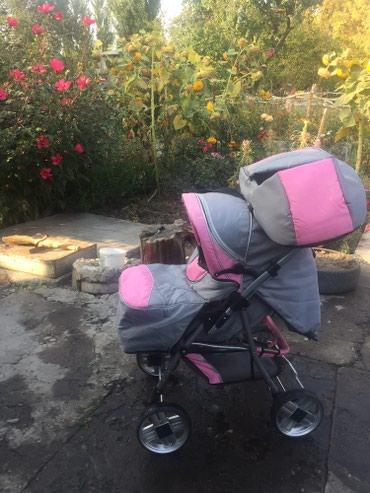 Продаю каляску детскую с сумкой для в Кант