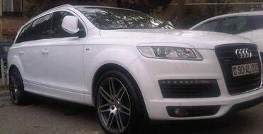 audi 80 1 8 quattro - Azərbaycan: Audi Q7 4.2 l. 2008 | 180000 km