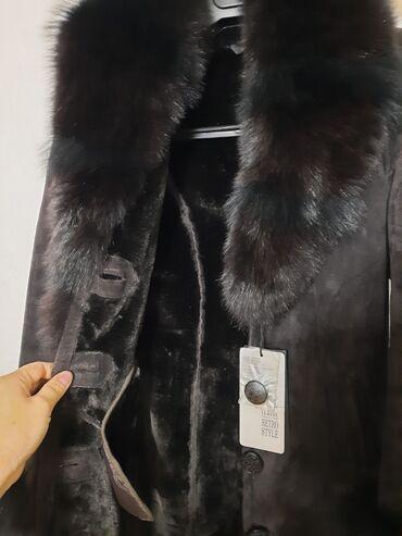 Личные вещи - Каракол: Сррочно продаю совсем новый не разу не одевала,мех натуральный,размер