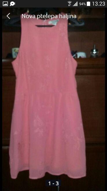Haljine   Bogatic: Prelepa b7kvalno nova sami oprana moderna haljinica.nerazvlaci se