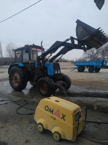 traktor 892 - Azərbaycan: 892 Belarus konplek satiram tel