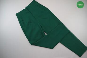 Жіночі однотонні штани Zara, p. XS   Довжина: 97 см Довжина кроку: 70