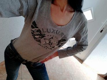 Bluza body h&m, sa maskirnim motivima - Jagodina