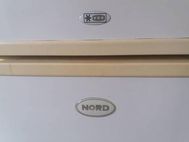 shvejnuju mashinku podolsk 142 s tumboj в Кыргызстан: Б/у Белый холодильник Nord