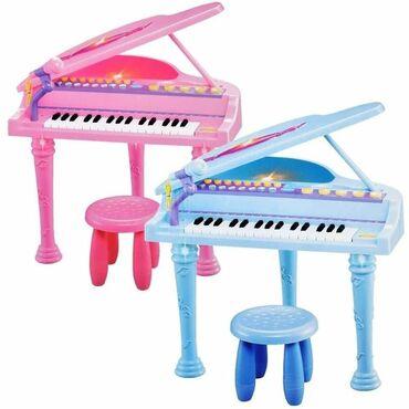 Klavir - Srbija: Piano4.500,00Odlicna igracka koja ce ohabriti Vase malisane!Ima cetiri