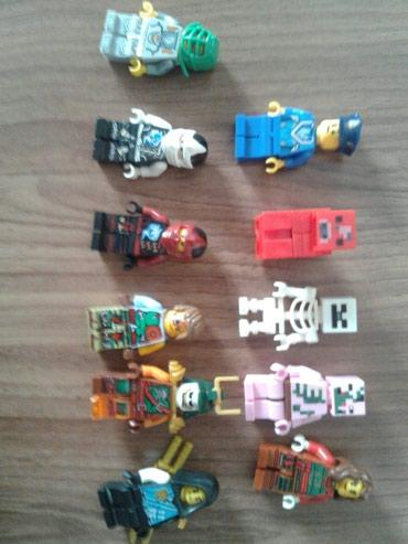 фигурки из мастики в Кыргызстан: Продаю Lego фигурки. Одна фигурка 20 сом