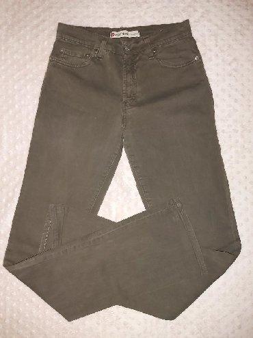 Pantalone struk duzina - Srbija: Zenske pantalone,pise 40 ali mislim da su manje,pratite mereDuzina