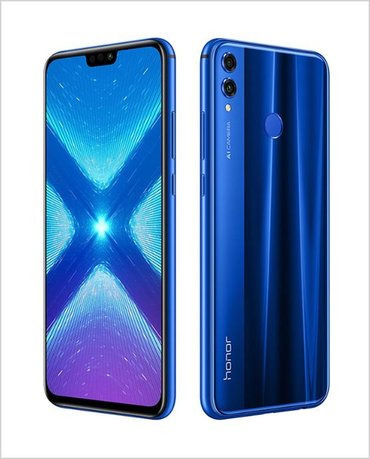 Na prodaju huawei honor 8x, 128gb duo sim