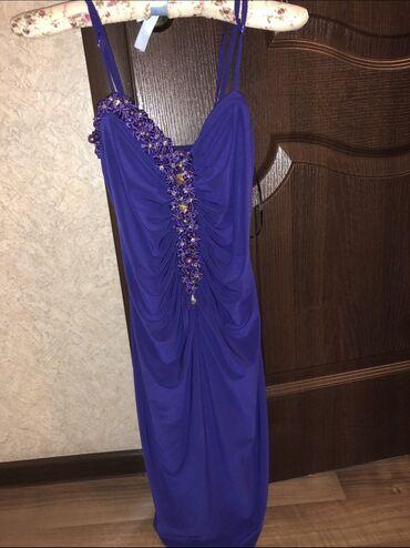Продаю очень красивое, нарядное платье. Носила 1 раз. Размер 36/ S  Пр