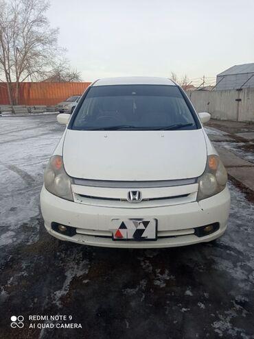 стрим хонда в Кыргызстан: Honda Stream 2 л. 2003 | 777 км