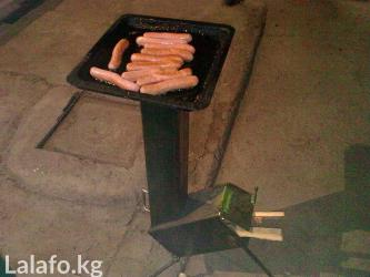 Очень экономичная мобильная печь для в Бишкек