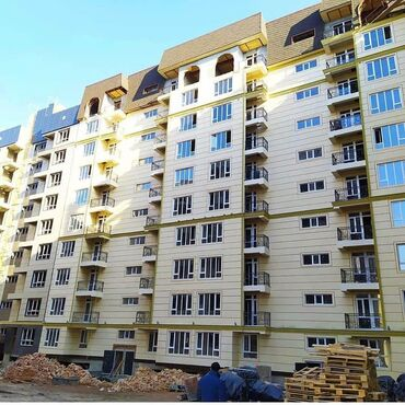 кок-жар-квартира в Кыргызстан: Продается квартира: 3 комнаты, 84 кв. м
