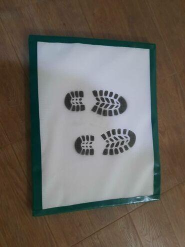 где купить коврик для йоги в Кыргызстан: Коврик для дезинфекции размеры 63 на 50 см