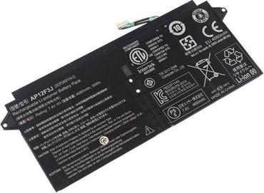 аккумуляторы для ноутбуков acer в Кыргызстан: Аккумулятор AcerAspire S7-391, (AP12F3J), 4680mAh, 7.4V, ORGцена 3300